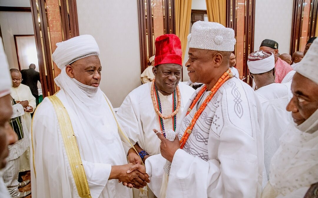 Eid-El-Kabir Celebration: Olowa felicitates with Muslims