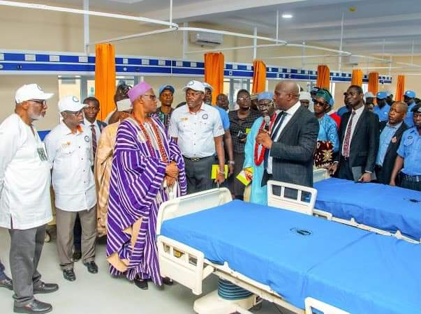 Gov Akeredolu's great effort in UNIMED, Ondo