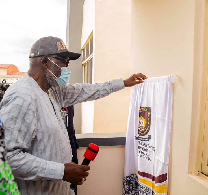 ABANDONING PROJECTS A TOTAL DISGRACE TO GOVERNANCE, DISSERVICE TO THE PEOPLE -AKEREDOLU