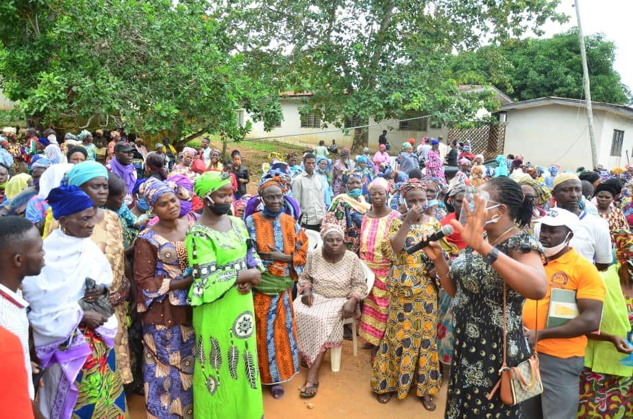 Registration for Ondowidows'care keeps increasing-Technical Coordinator