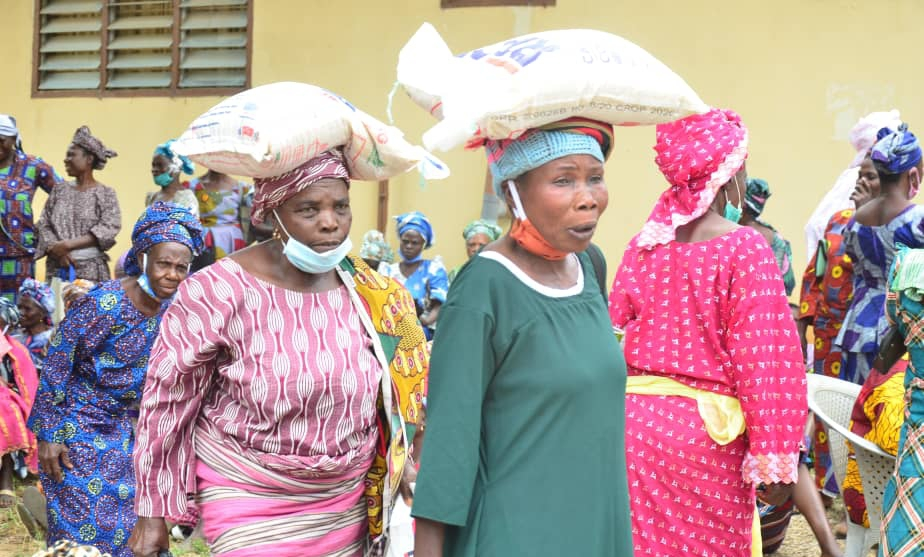 'Ondowidows'care, my first benefit as a widow', says  beneficiary