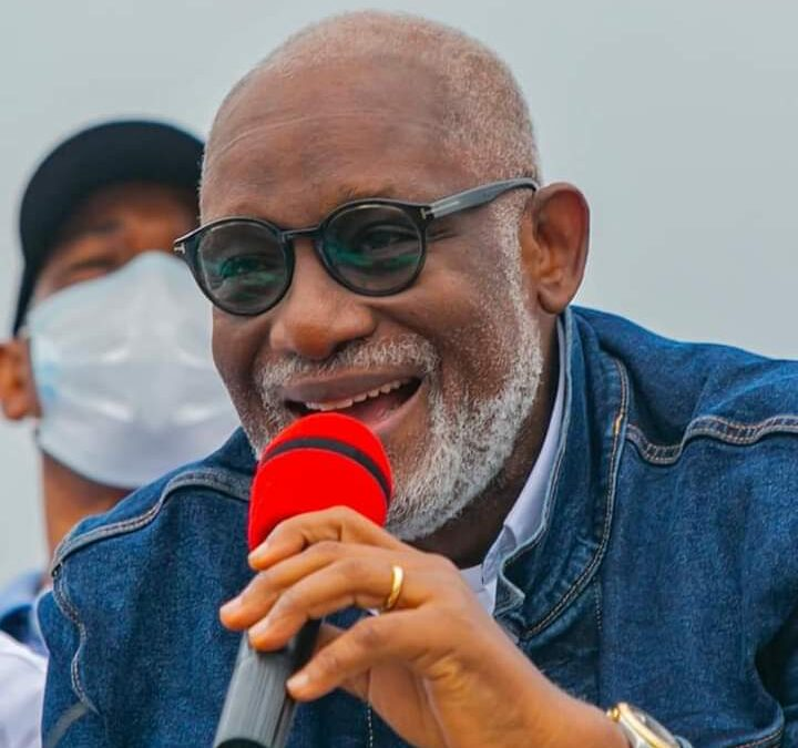 APC Southwest Leaders' Resolutions Have My Support – Akeredolu