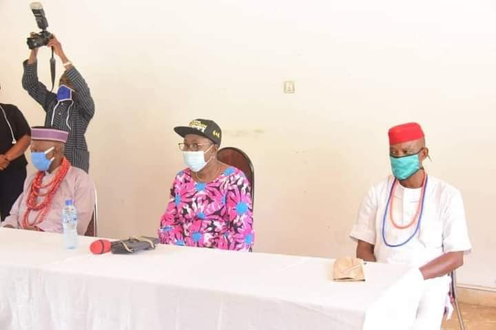 """""""Four more years in office is for better life"""" – Mrs. Akeredolu"""