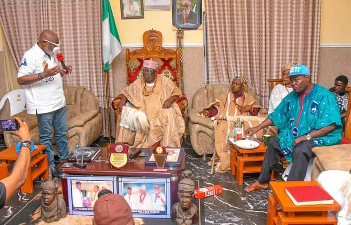 Ondo 2020: We are with you, traditional rulers in Irele LG assures Gov. Akeredolu