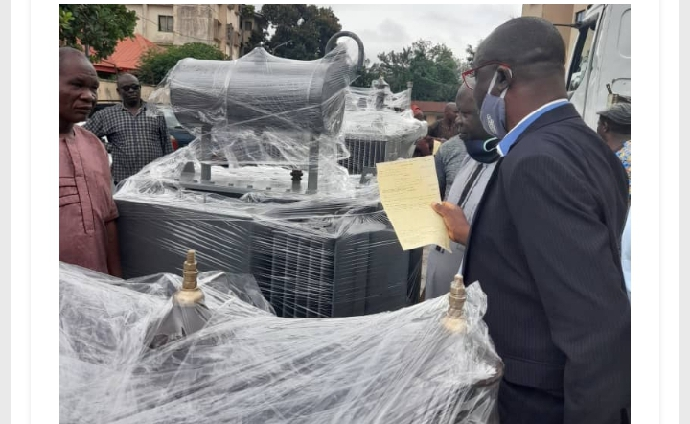 Energy: Akeredolu Rolls Out Transformers To Boost Power Supplies In Communities