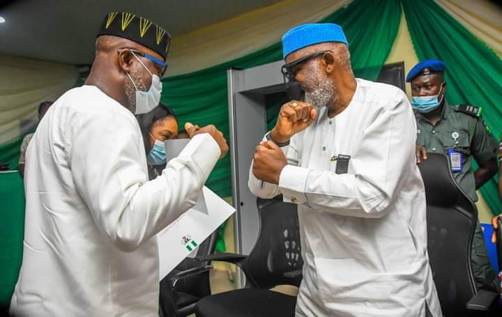 Akeredolu's Victory: A Reflection Of God's Love For Ondo