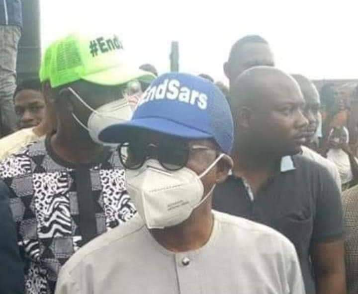 EndSARS:  Attack On Oyetola, A Condemnable Act Of Terrorism