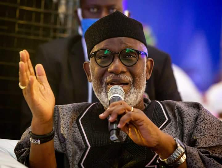 Akeredolu Extends Accountant General's Tenure By 3 Months