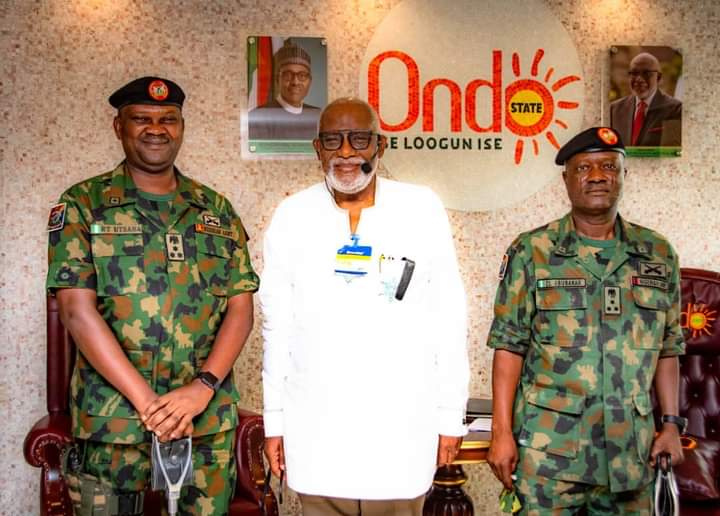 Our people can not continue to live in fear – Gov. Akeredolu