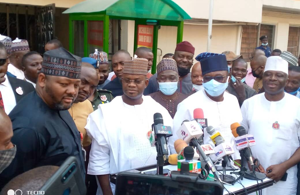 APC Registration: We shall record tripple our current figure – Yahaya Bello