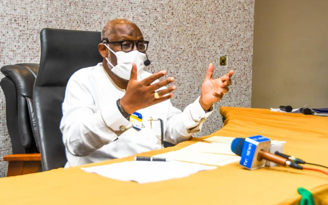 INSECURITY: GOV. AKEREDOLU TALKS TOUGH, WARNS KIDNAPPERS, OTHER CRIMINAL ELEMENTS IN THE STATE