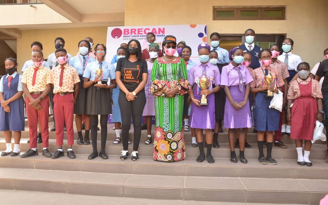 World Cancer Day: BRECAN Organises Inter-School Arts Competition In Oyo