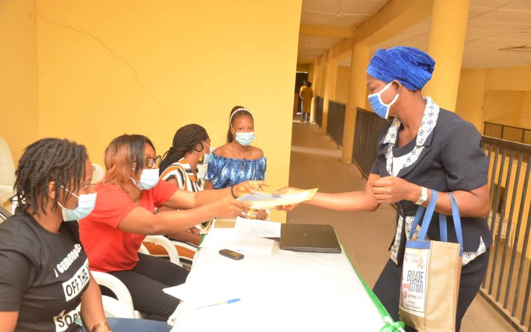 SGBV: Ondo First Lady commences training of Public Schools' Counsellors