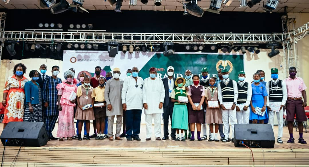 Education: Promotion Of Excellence My Priority – Akeredolu