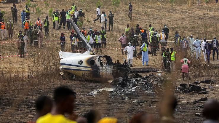 APC Mourns Air Force Personnel Involved In Military Aircraft Crash