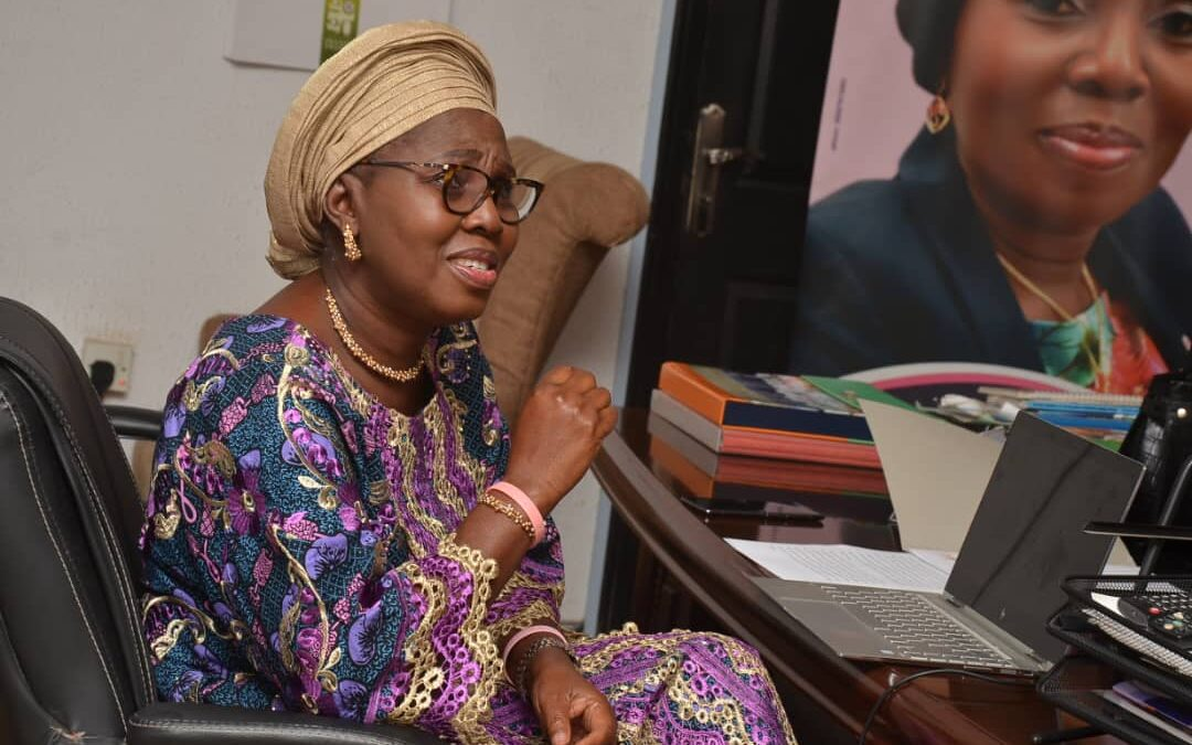 #ChooseToChallenge: Nigerian Women and Post-COVID Resilience. A Goodwill Message by Her Excellency, Betty Anyanwu-Akeredolu at the Vanguard International Women's Day Conference on the 25th of March, 2021