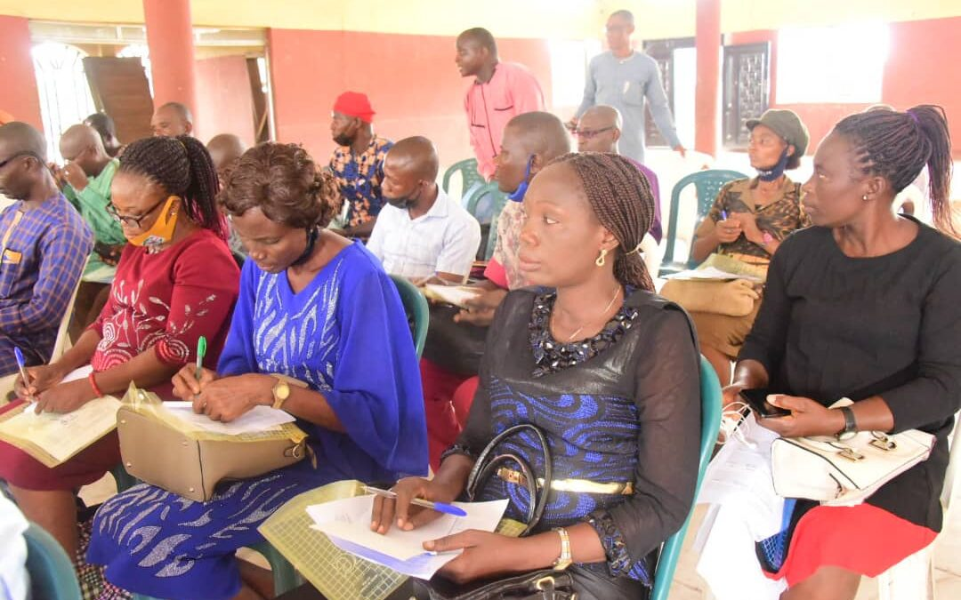 SGBV: Ilaje, Ese-Odo LGAs embrace BAAF's training for Counsellors, Yellow Card