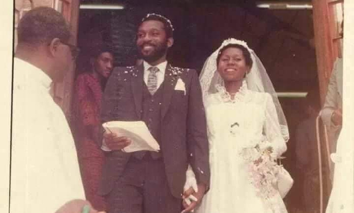 In pictures: 40th wedding anniversary of Oluwarotimi Akeredolu and wife, Betty