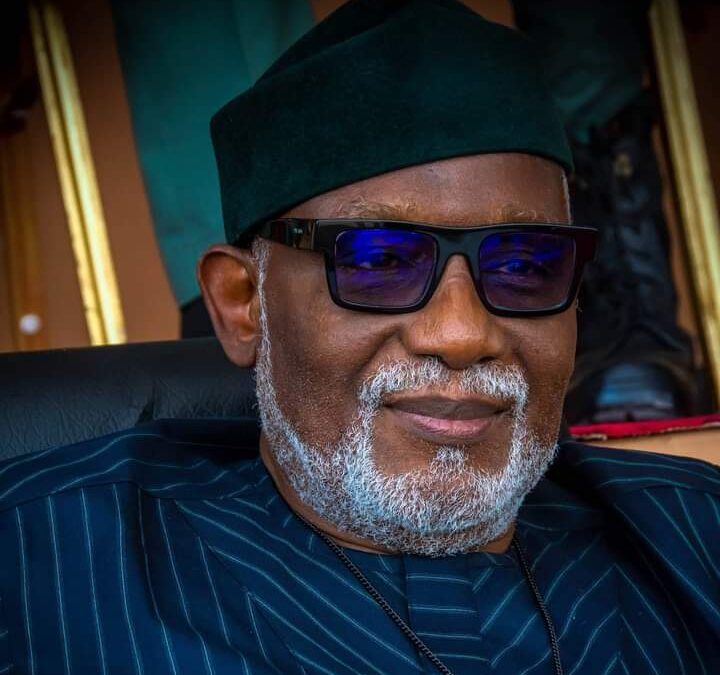 Our Decision Is Irreversible And  Will Be Enforced, Akeredolu Replies Malami
