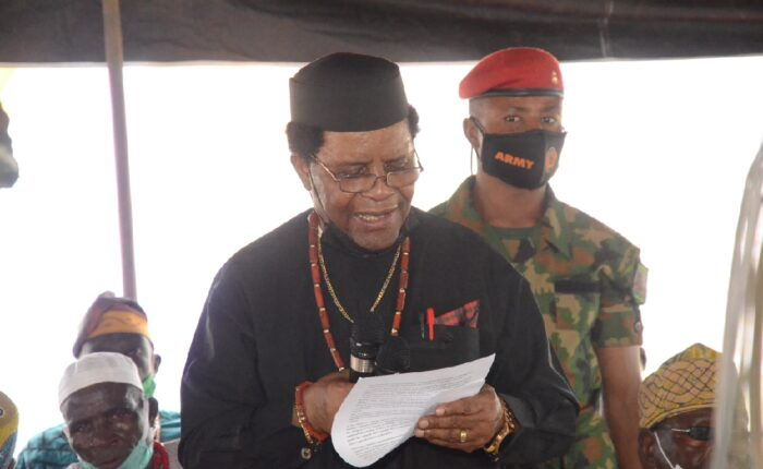Insecurity: Gen Bajowa, Others Hold Ikaleland Community Security Summit