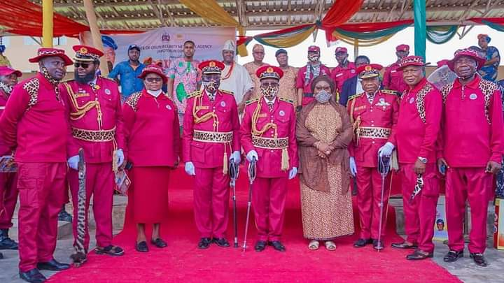 Oyetola inaugurates 360 newly-recruited Amotekun officers, says security is critical to Devt Agenda for Osun