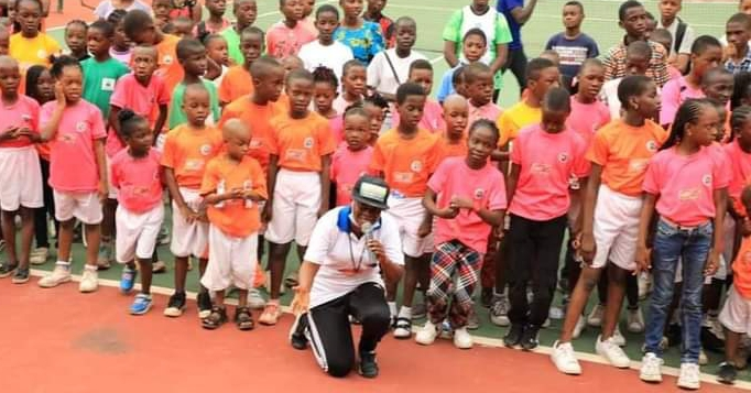 Summer Tennis Clinic: I've watered ground for Talents' discovery- Ondo First Lady