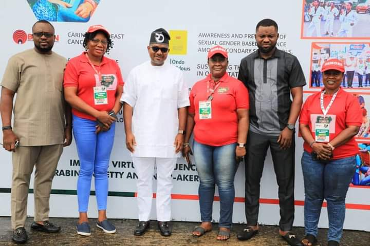 Day10@#BeMoreOndo2021 Ondo First Lady Lauded for Training Girls, Participants Connect Solar Cells