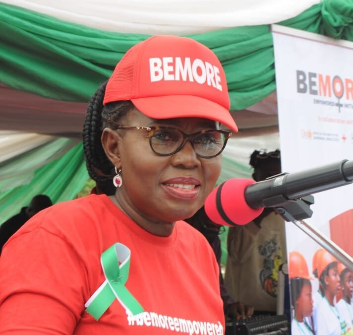 An Address by Her Excellency, Betty Anyanwu-Akeredolu at the Opening Ceremony of the 2021 BEMORE Summer Boot Camp on the 13th of September, 2021